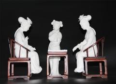 福建省陶瓷艺术大师许瑞卿作品——对弈
